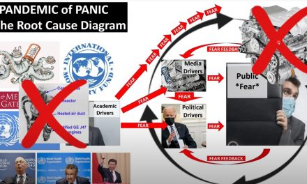 This Pandemic of Panic – EXPLAINED SIMPLY – in 3 minutes flat!