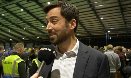 VIDEO : Former housing minister Eoghan Murphy resigns as TD