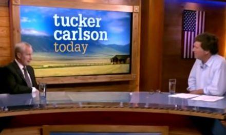 Tucker Carlson Interviews Dr Peter Collough