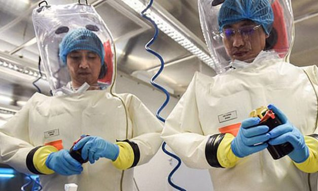 China plans to use biological and genetic weapons in next world war