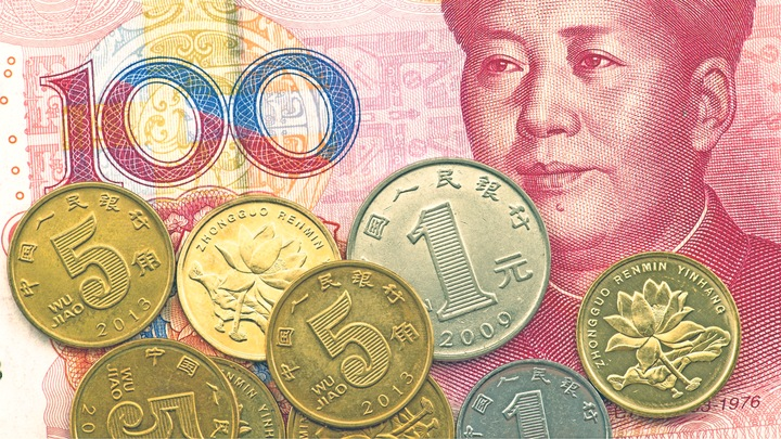 THE CHINESE ECONOMY AND POTENTIAL COLLAPSE