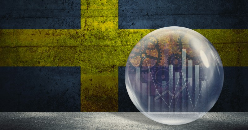Sweden Goes From Being One of the Safest Countries in Europe to the Second Most Dangerous