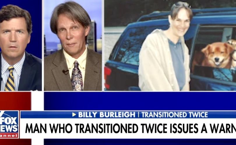 Tucker Carlson: Transgender 'detransitioners' expose dangers to children from too-quick-to-castrate therapists, doctors