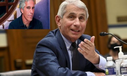 Fauci Is Longtime Friends With Epstein-Connected Scientist Who Got Hired By Biden