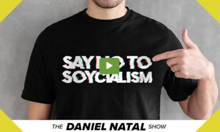 Say No To Soycialism