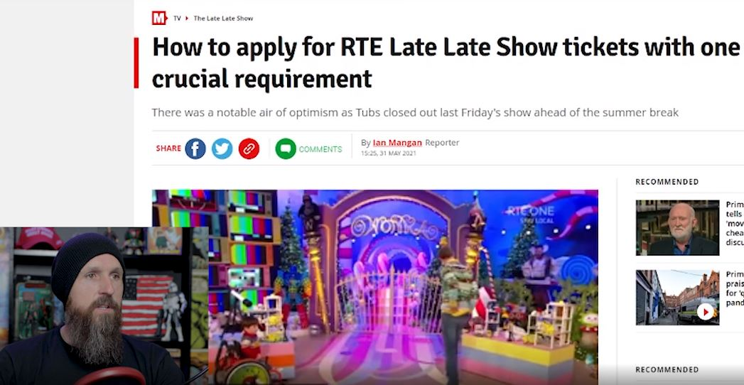 RTE INTRODUCE THE ALL NEW TWO TIER SOCIETY !!
