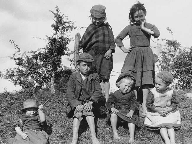 Irish Slavery and the Myte of White Privilege