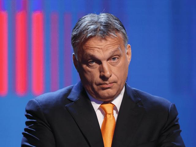 VIKTOR ORBAN: 'HUNGARIANS ONLY KNEEL BEFORE GOD'