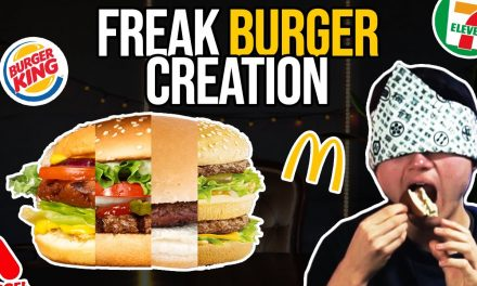 You'll Only Eat McDonald's Genetically Modified Junk Food and be Happy