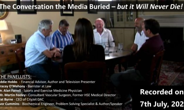 The Conversation the Media Buried – but it will Never Die!
