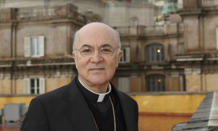 Viganò: The West is on the verge of ruin due to 'apostasy,' 'cancel culture'