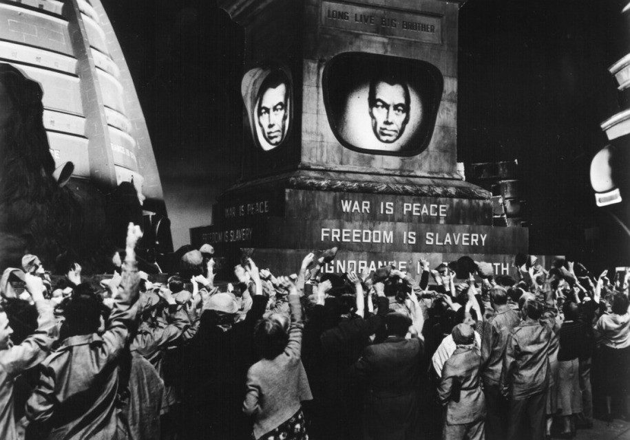 George Orwell's 1984 Has Become a Blueprint for Our Dystopian Reality