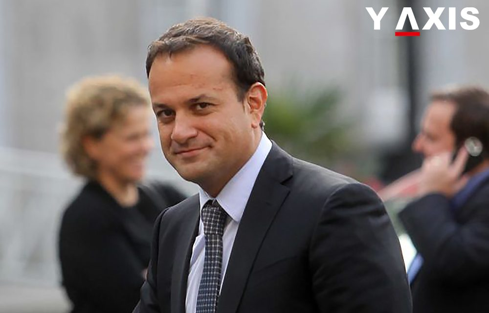 """""""VARADKAR HAS BEEN PLANTED HERE TO DESTROY OUR COUNTRY"""" ~ JOHN WATERS"""