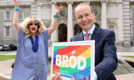 IRISH STATE PERMITS DRAG SHOWS FOR KIDS BUT NOT COMMUNIONS