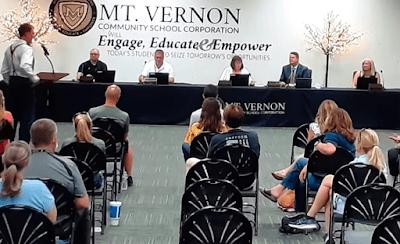 Documents :  Dan Stock's Presentation to the Mt. Vernon School Board in Indiana Over The Futility of Mask Mandates and Covid-19 Protocols