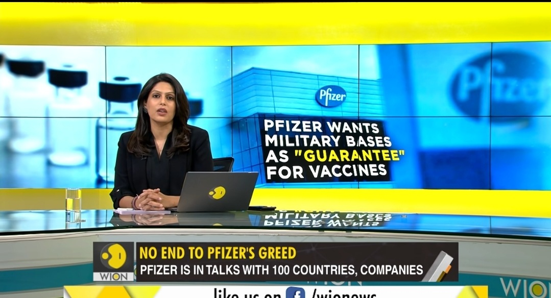 How Pfizer tried to bully Argentina and Brazil in exchange for vaccines