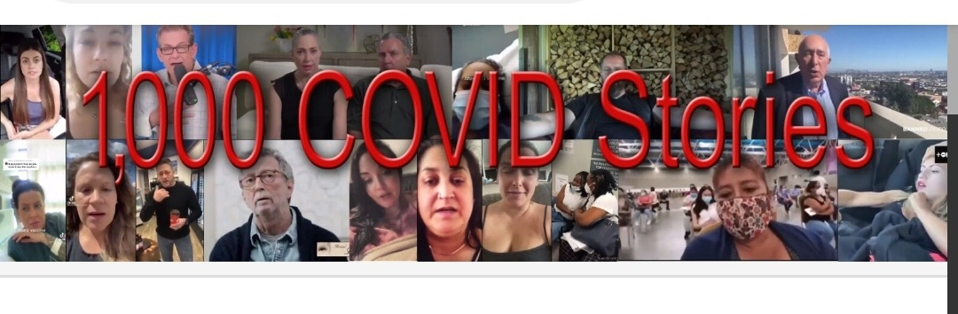 1000 Covid Stories
