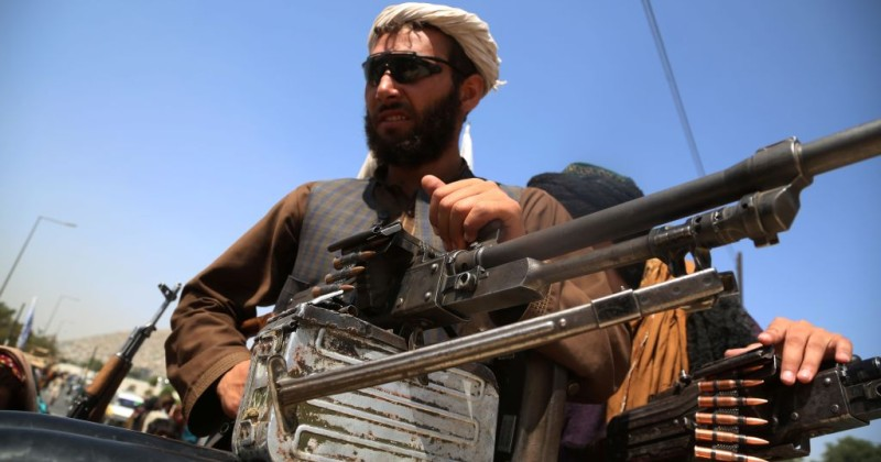TALIBAN IMMEDIATELY MOVES TO CONFISCATE FIREARMS FROM CIVILIANS