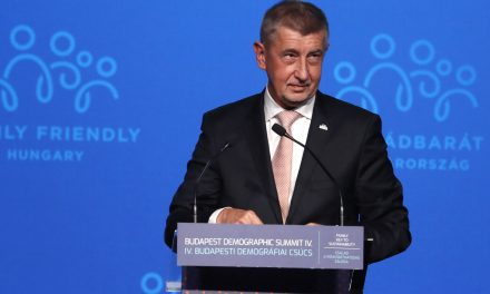 Czech PM: The extinction of Europe won't be prevented through migration, but by increasing the birthrate