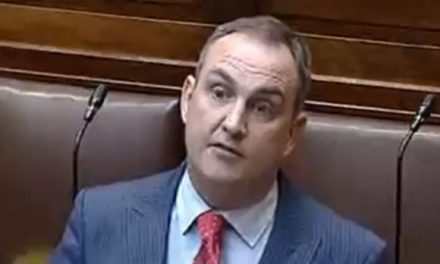 Fianna Fail's Marc MacSharry resigns from party as he'll vote no confidence in Simon Coveney over #ZapponeGate