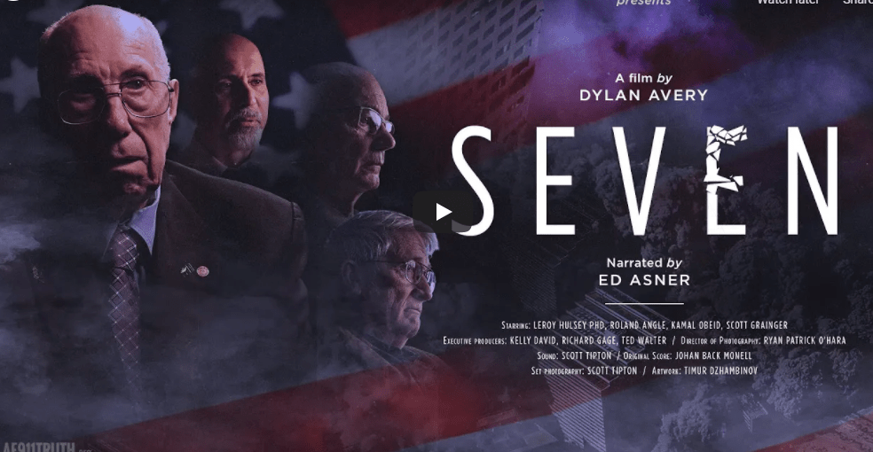SEVEN Official Trailer | A Dylan Avery Film on Building 7