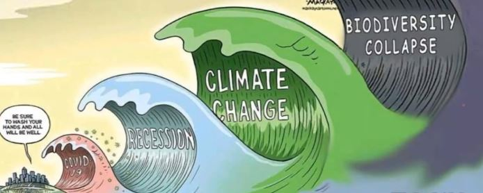 The 'Science' of Climate Change