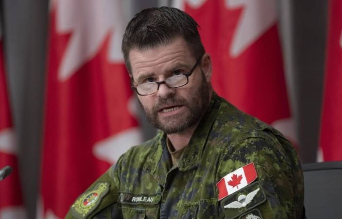 Canada: Military Leaders Saw Pandemic as Opportunity to Test Propaganda Techniques on Canadians