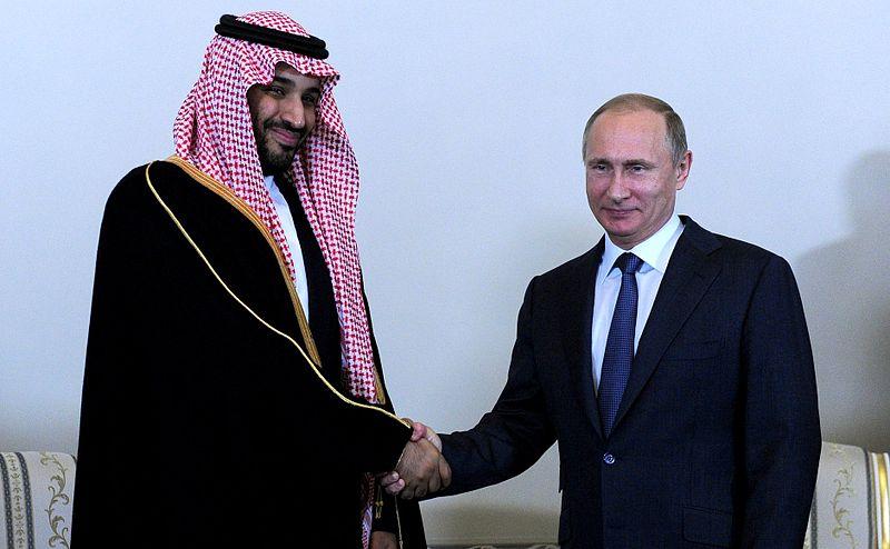 Has Biden Now Lost Saudi Arabia?