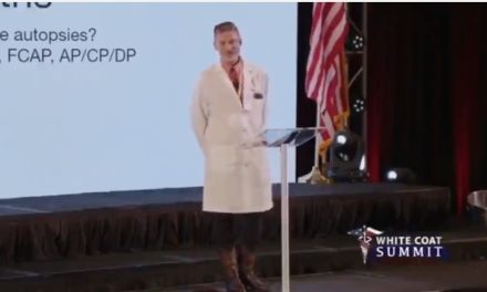 SCIENTIST SHOWS VACCINE EFFECTS IN AUTOPSIES. DON'T BELIEVE IT? SEE FOR YOURSELF.