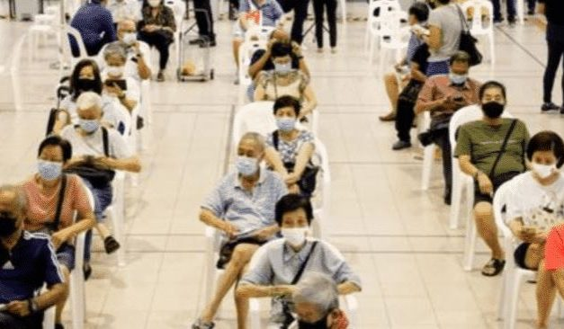 Vaccines Fail Singapore: Cases Rise Despite 80% Vaccine Rate