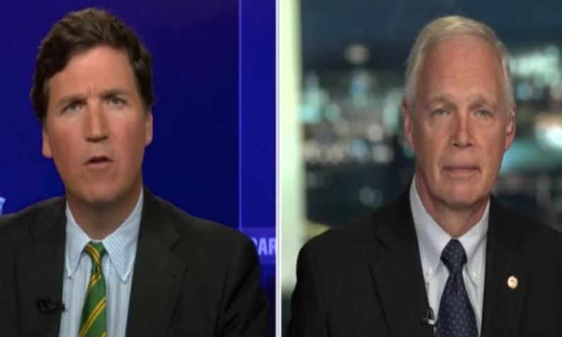 FDA never really approved Pfizer COVID vaccine, Sen. Ron Johnson tells Tucker Carlson