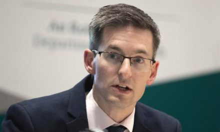 Deputy CMO Dr Ronan Glynn advises people to work from home as Covid-19 cases rise